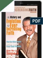 Ever Increasing Faith Magazine - Issue 2 - 2013
