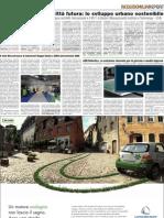 Come sarà verde la città futura - lo sviluppo urbano sostenibile