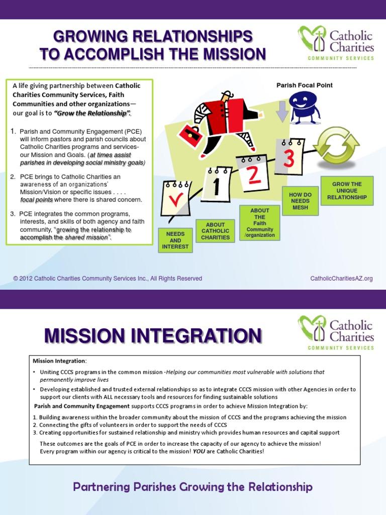 Parish Partnerships Catholic Charities Community Services Phoenix 1
