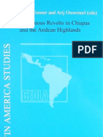 Indigenous Revolts in Chiapas and the Andean Highlands