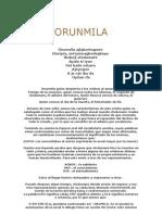 ORUNMILA