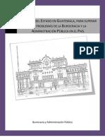 Origen de la Burocracia en Guatemala.pdf