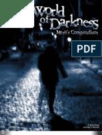 World of Darkness - Merits Compendium 100818