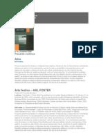 04-Hal Foster-Arte Festivo-critica a Bourriad