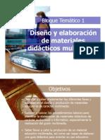 003 Diseo y Elaboracin de Materiales Didcticos Multimedia 28963