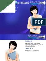 Caracter Normativo de La Didactica