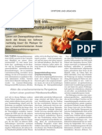 Methodenstreit im Datenqualitätsmanagement