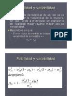 Formula de Guttman y Flanagan Estudio Psicometrico
