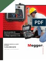 Guía de Megger