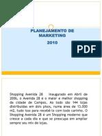 Planejamento 2010