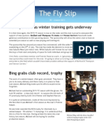 WCC Newsletter - August 2012