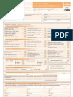 modelo 200 - borrador declaracion impuesto sociedades