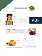 Alimentos que ayudarán a adelgazar.doc
