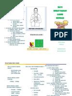 brosur penyuluhan BBLR