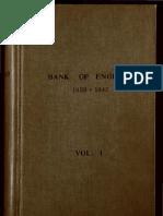 Bank of England, istoria oficială de la 1939 până în 1945