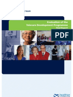 Final Report Telecare Development Program Scotland