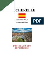 Bescherelle Des Verbes Espagnols