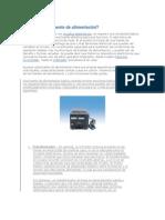 diseño de fuentes de alimentación estabilizadas mediante reguladores integrados