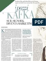 Tutti Pazzi Per Kafka - La Repubblica 31.07.2013