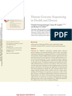 Gibbs EA - 2012 - AR - H Genome Sequencing