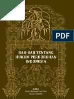 Hukum Perburuhan Indonesia