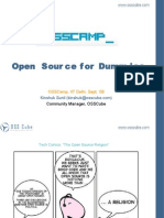 Open Source for Dummies by Kinshuk Sunil