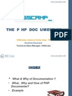 Php Document Or by Arunima Goswami