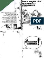 Manifiesto Comunista Para Principiantes- Nestor Kohan Ilustrado