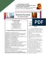 Buletin Parohial Sf.maria Wellington Octombrie 2009
