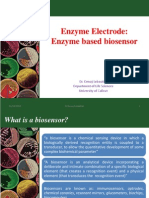 Enzyme Electrodes