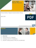 Decision Making Factors When Moving to PI 7.3 - Webinar Presentation
