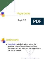 Hyperbolas.ppt