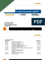 Presentazione Di KUKA Roboter Italia - Kuka