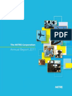 The MITRE Corporation - Annual Report 2011