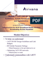 Module07 1xEV-DO RF Guidelines