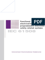 A structure of configuration management plan complied with iec.