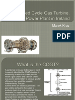 Combined Cycle Gas Turbine