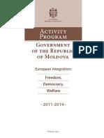 Programul Guvernului 2011-2014