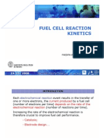 Fuel Cells - Kinetics