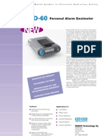 Rad60 Dosimeter