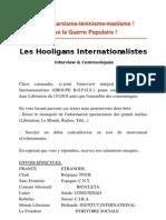 Hooligans Internationalistes
