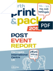 North Print & Pack 2013 - Post Show Report