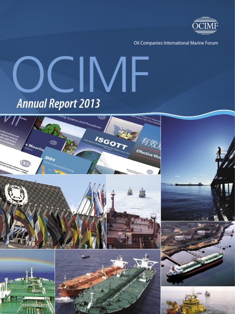 Ocimf annual report 2013 piracy industries fandeluxe Image collections
