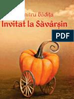 Invitat la Săvârșin de Dumitru Bădița