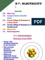 form 3 electricity part 1