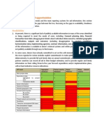 IATI Scoping paper - Chapter 6 - Overview of gaps and opportunities