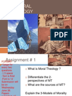 Moral Theology (Part 1)