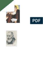 Padre Pio Estampitas