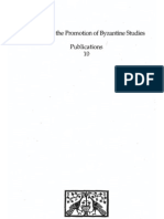 Ashgate Publishing Travel in the Byzantine World, Papers From the 34th Spring Symposium of Byzantine Studies (2002) (Scan, OCR)
