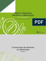 Cap 2 Conservacao de Alimentos Na Restauracao